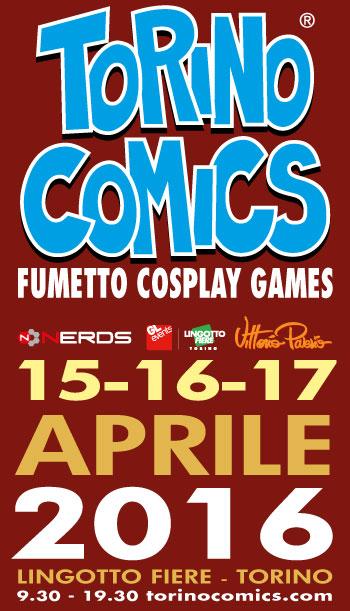 Torino Comics: un week end all'insegna del fumetto