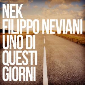 """Nek, la cover del nuovo singolo """"Uno di questi giorni"""""""