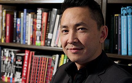 Lo scrittore vietnamita Viet Thanh Nguyen