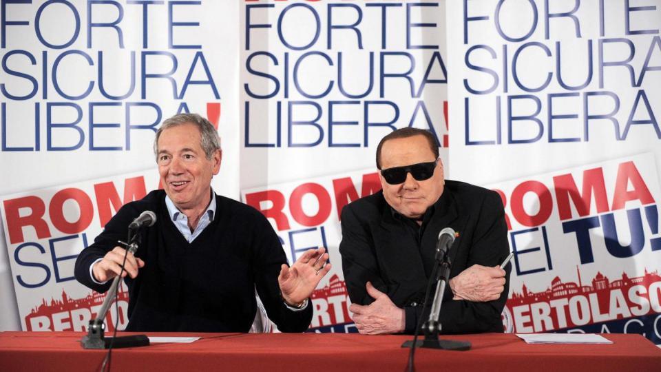 Roma, Berlusconi liquida Bertolaso. Meloni favorita