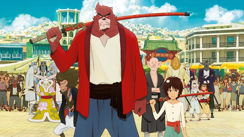 The Boy and the Beast, anime tra due mondi