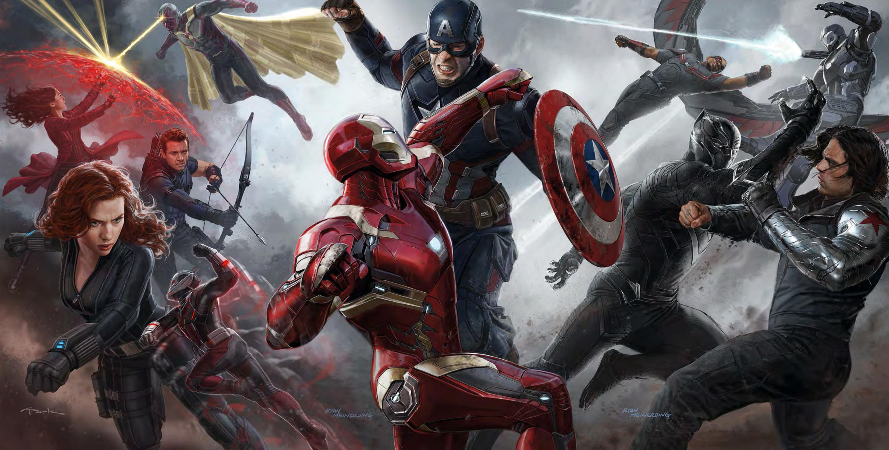 Capitan America: Civil War