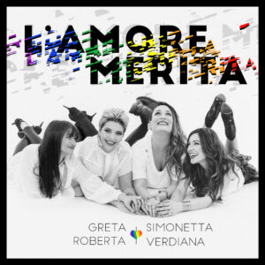 L'Amore Merita, ora al primo posto in classifica su iTunes