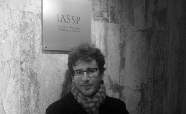 Diego Fusaro nel direttivo dello IASSP