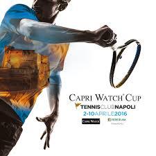 """""""Capri Watch Cup."""" Parte il grande tennis in Villa Comunale"""
