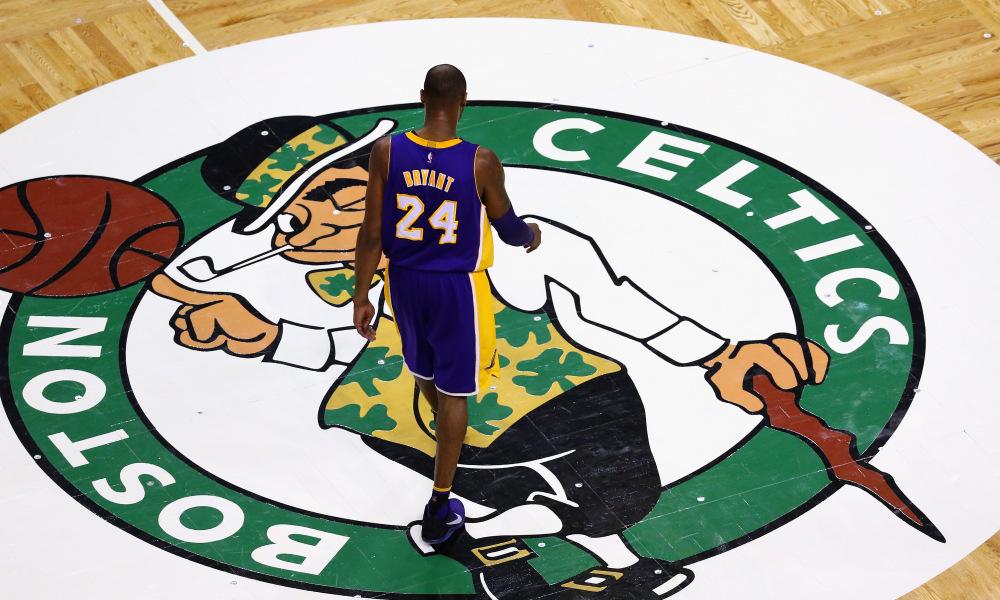 Basket NBA: l'ultima notte di Bryant a Boston