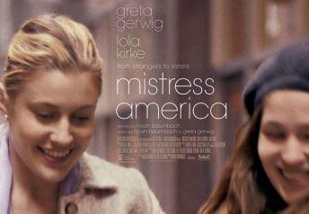 Mistress America – una screwball comedy dei nostri giorni