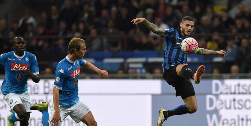 Inter, grinta da Champions! Gioca alla grande e mette fuori il Napoli dalla lotta scudetto