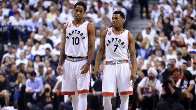 PLAYOFF NBA: una resiliente Toronto pareggia la serie sul 2 – 2