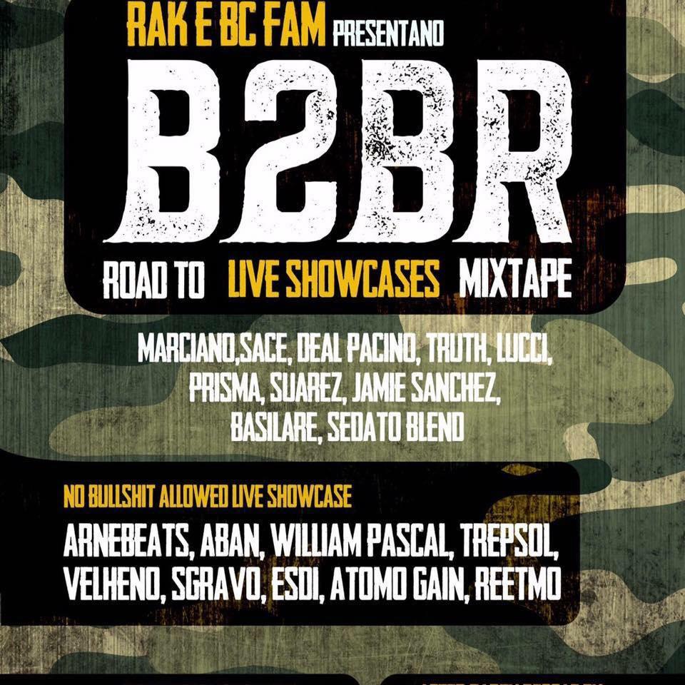 BC Fam, venerdì la presentazione ufficiale di Road to B2BR e NBA ep