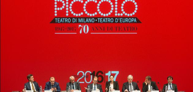 La stagione 2016/2017 del Piccolo Teatro: 70 anni di ricerca artistica e legame con Milano