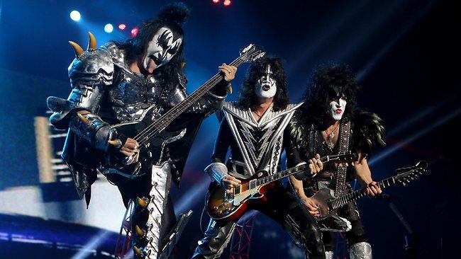 """""""Kiss rocks Vegas"""", la band di Gene Simmons al Cinema il 31 maggio"""