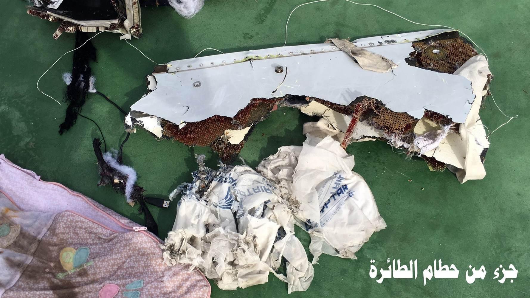EgyptAir: aggiornamenti sullo schianto del volo MS804