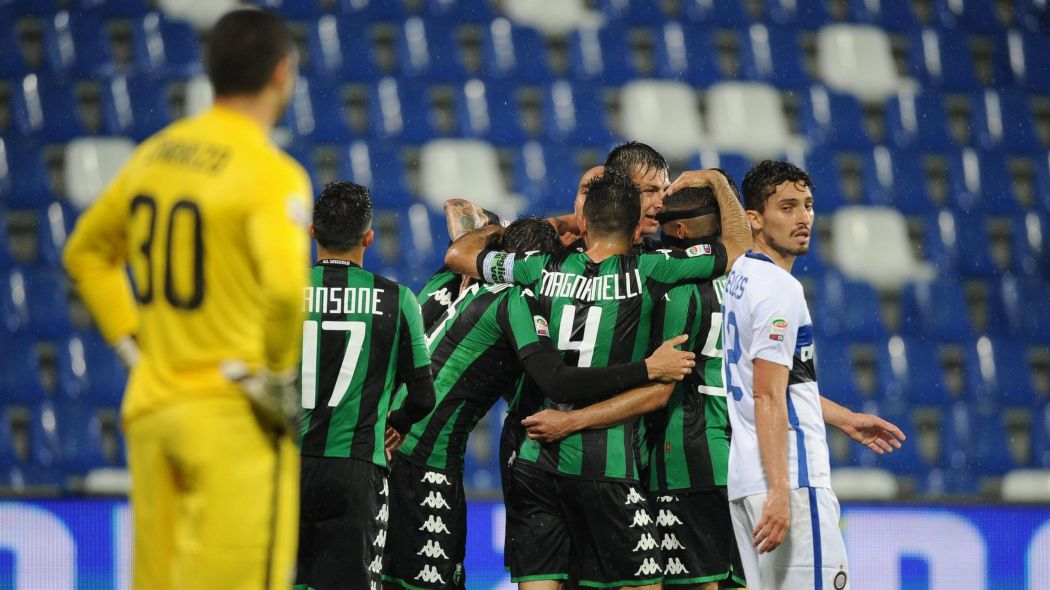 Sassuolo in estasi: supera l'Inter ed ora sogna l'Europa…