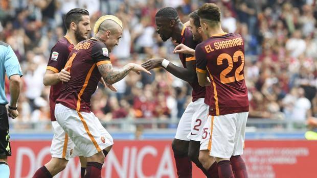 Tutto sotto controllo all'Olimpico: Roma – Chievo 3 – 0