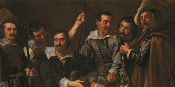 La distorsione del bizzarro, mostra a Palazzo Pitti