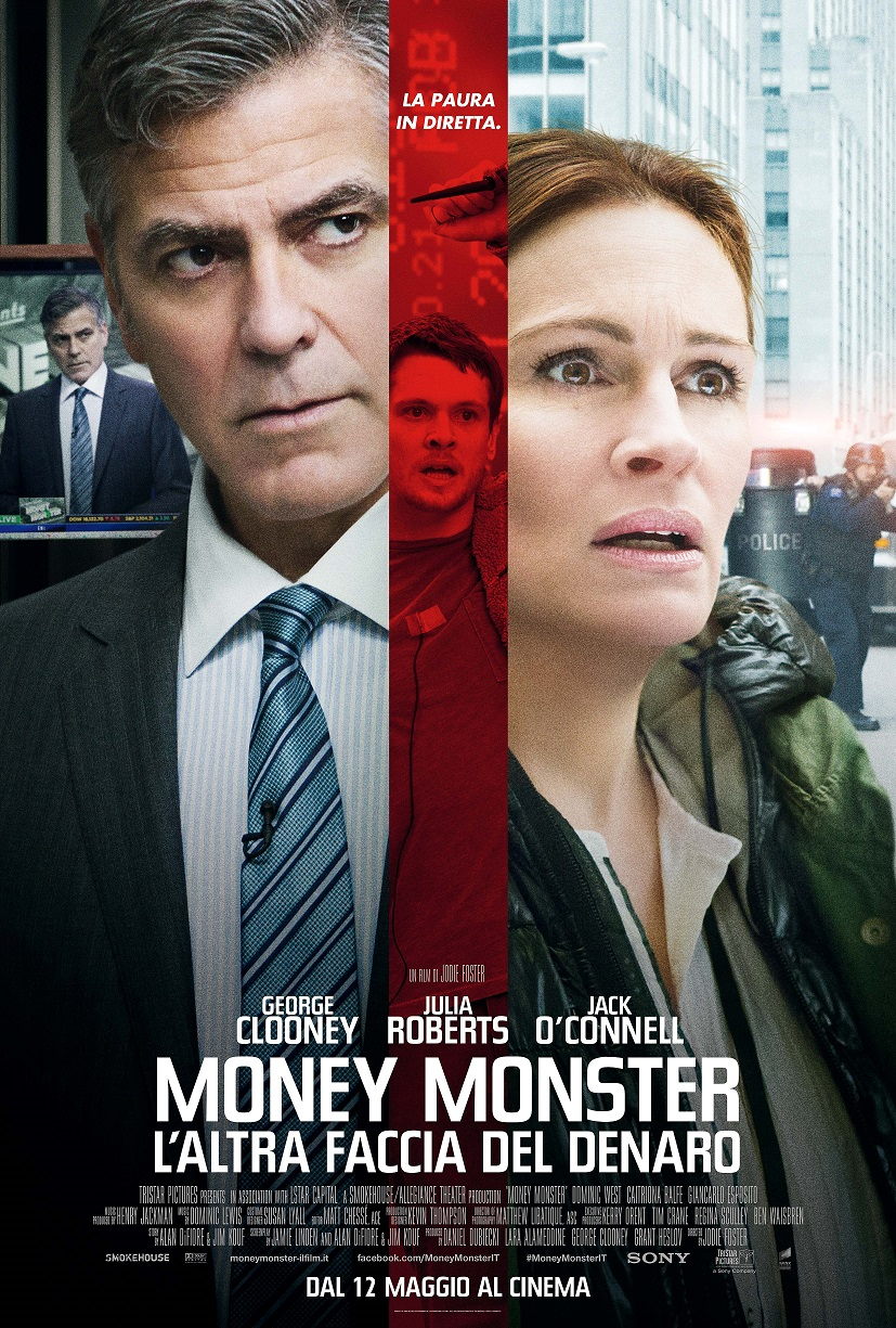 Money Monster – La borsa o la vita – Festival di Cannes 2016