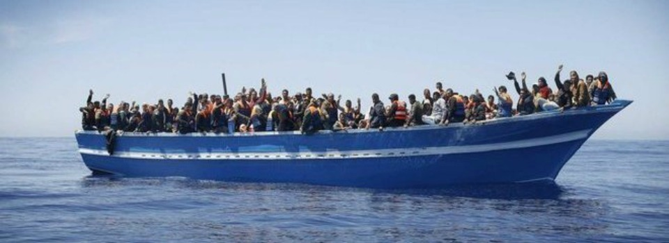 Migranti: +114% in Italia. Nuova rotta dall'Egitto