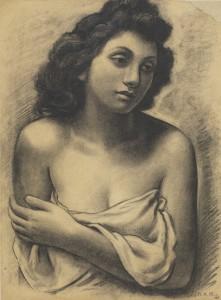 RAM - La modella, 1920
