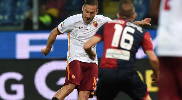Roma tanta bellezza: Genoa K.O in rimonta GENOA – ROMA 3 – 2