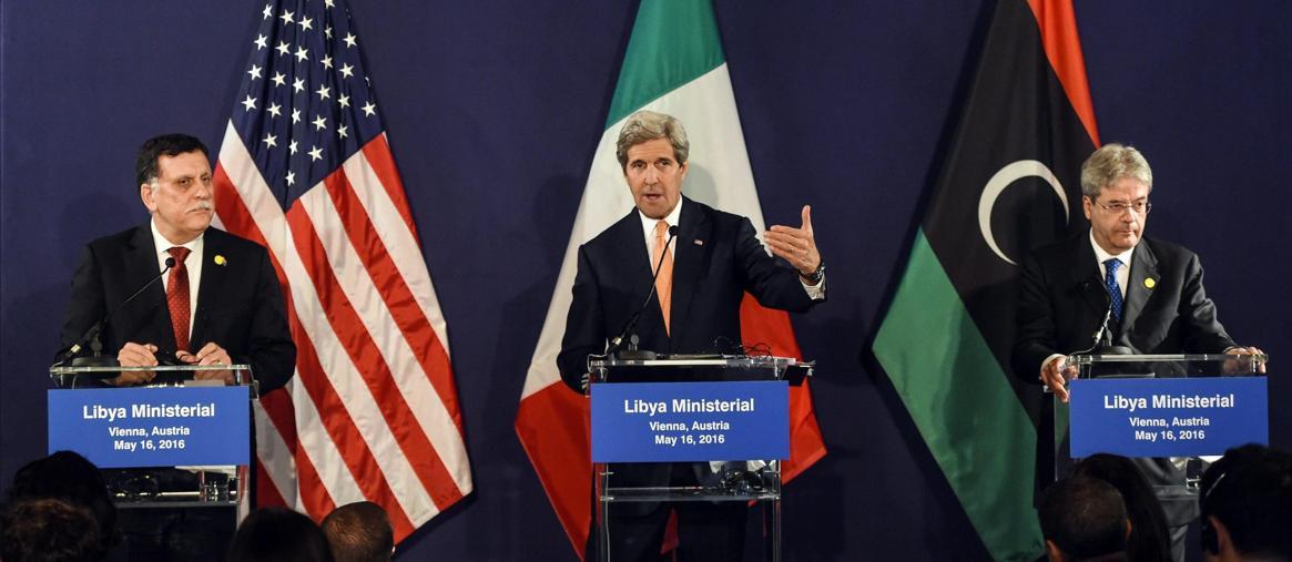 Libia. Vertice Vienna: sì alleggerimento embargo armi