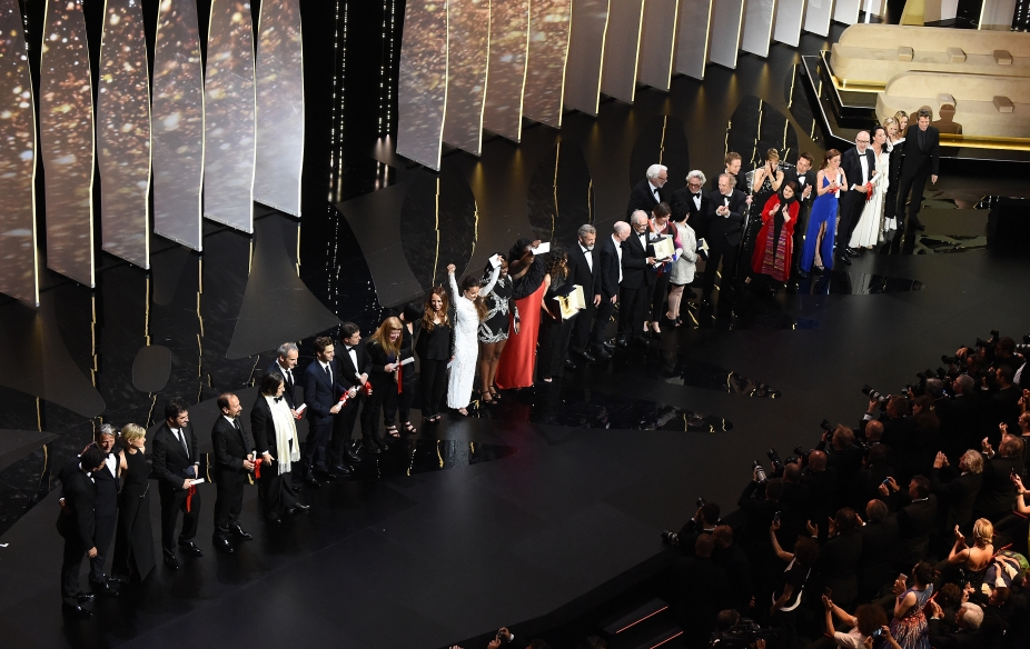 closing cannes award