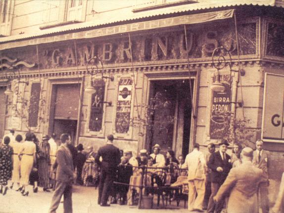 """""""Caffè Gambrinus"""", festa dell'Afepat per ricordare lo storico locale"""