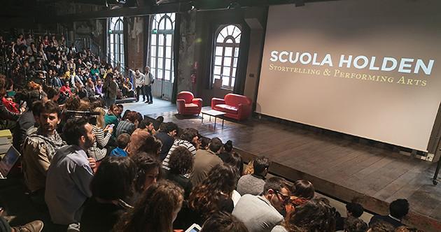 Scuola Holden: piccola riflessione sull'importanza della narrazione in Italia