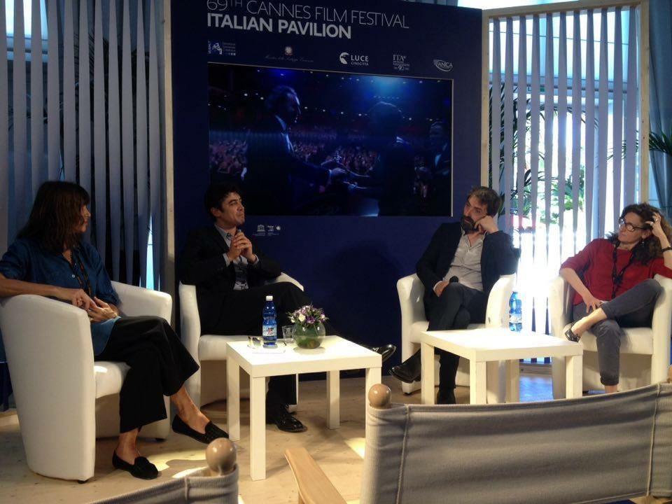 Pericle il Nero, conferenza stampa – Festival di Cannes 2016