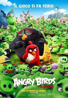 Buona Festa della mamma dagli Angry Birds e 2duerighe
