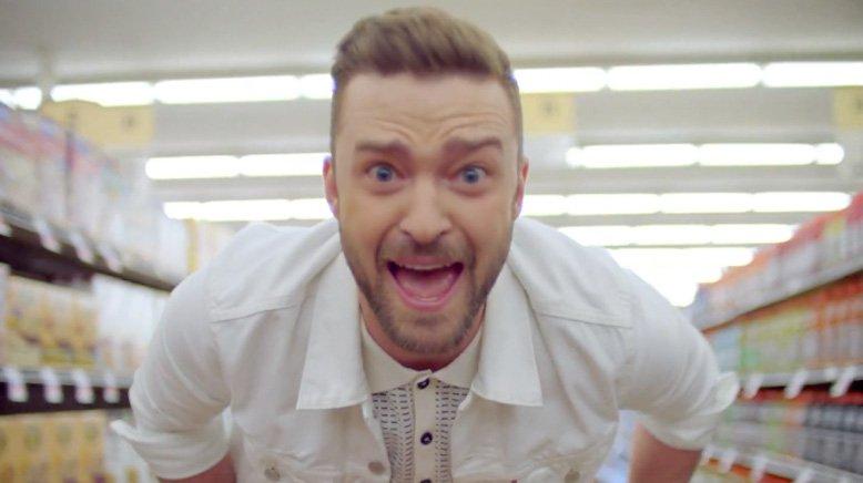 Il ritorno pop-dance di Justin Timberlake fa impazzire tutti