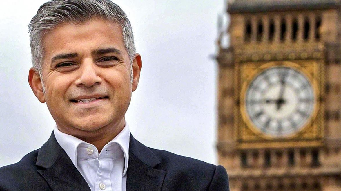 Sadiq Khan: un mussulmano a City Hall