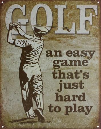Golf Hard Easy game