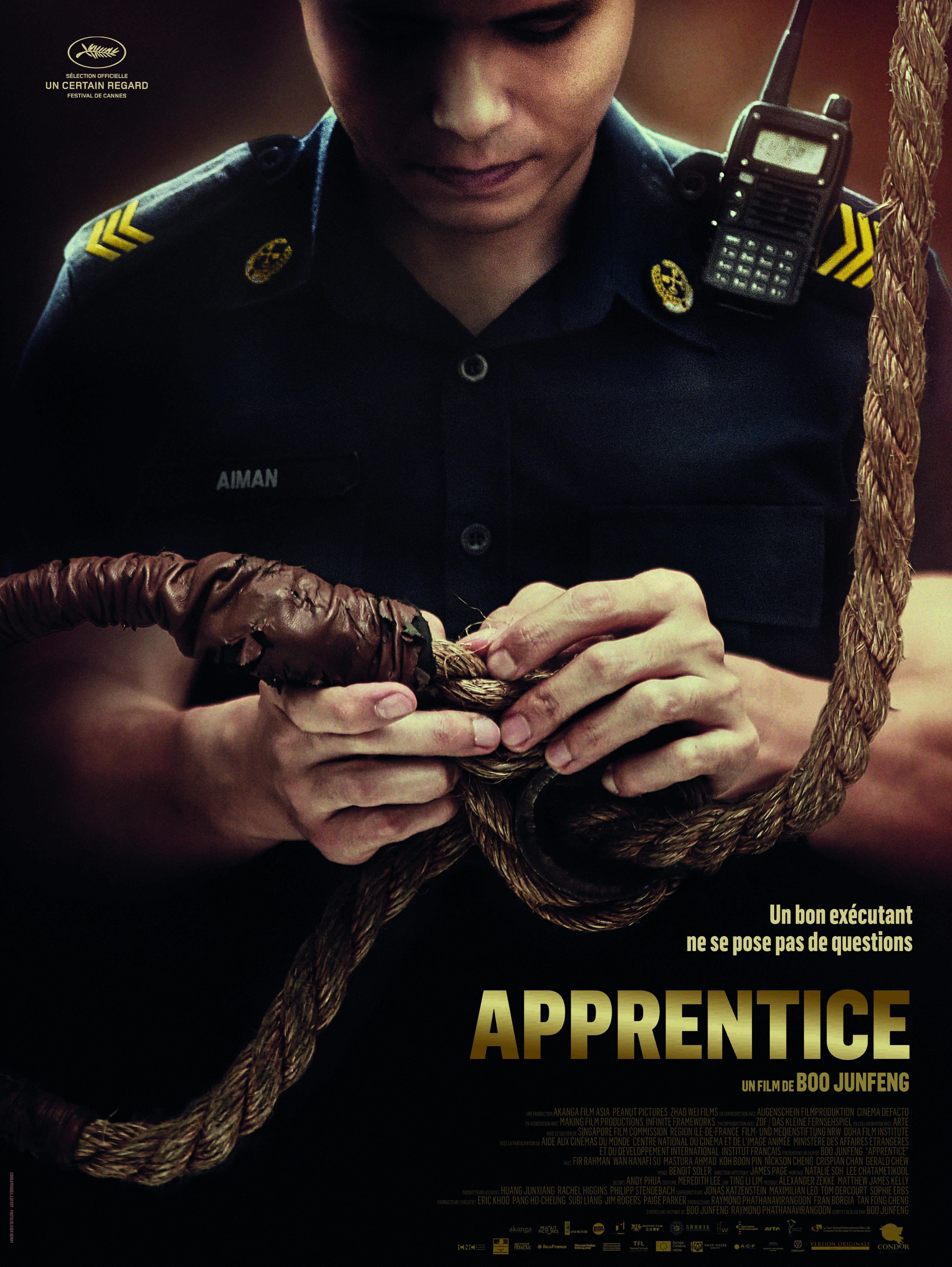 Apprentice – Tramandando la colpa del padre – Festival di Cannes 2016