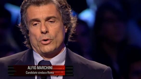 "Unioni civili, Marchini: ""Non celebrerò matrimoni"""