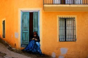 Murales a Orgosolo (NU), Italia