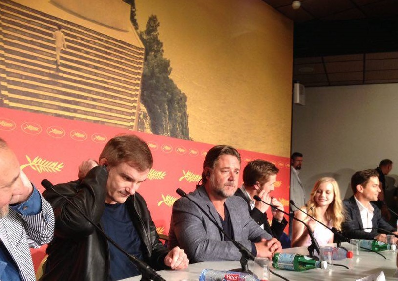 The Nice Guys, conference – Festival di Cannes 2016