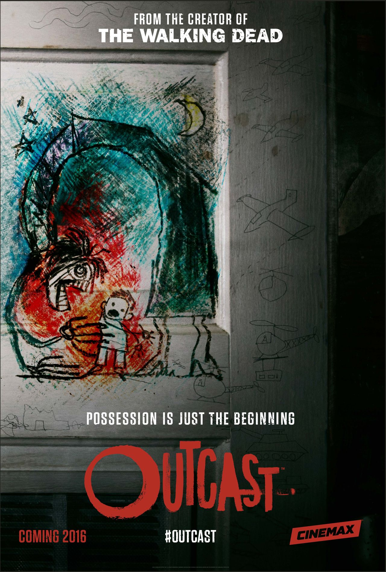 Outcast, la nuova serie tv di Robert Kirkman
