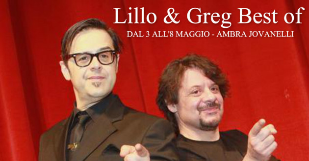 "Oldies but Goldies: ""Lillo & Greg: Best Of"""