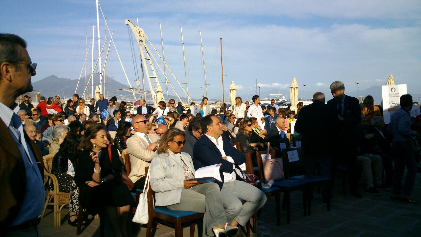 In Campania tra i giovani si pratica anche lo sci. Al Circolo Posillipo premiati i vincitori
