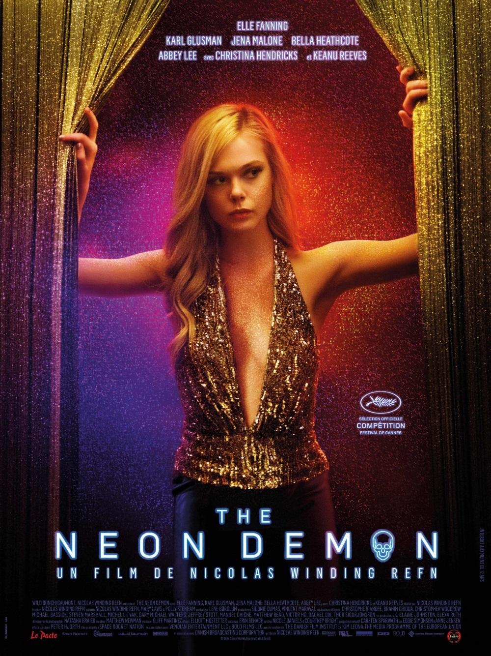 The Neon Demon – La pura estetica – Festival di Cannes 2016