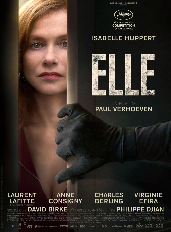 Elle – Vittima o Carnefice – Festival di Cannes 2016