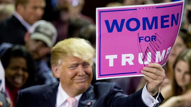 """USA: Donald Trump e il """"sesso debole"""""""