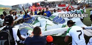 Calcio dilettanti: Afro Napoli, squadra speciale per un trionfo multietnico