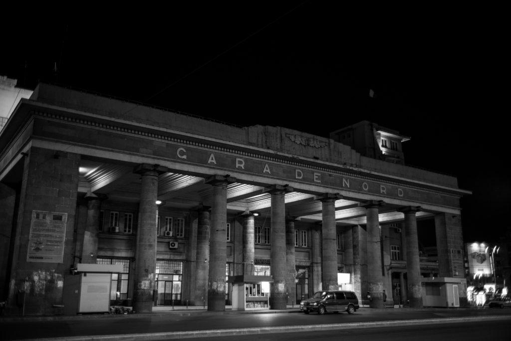 Gare de nord, Bucarest. Crediti: Tommaso Clavarino