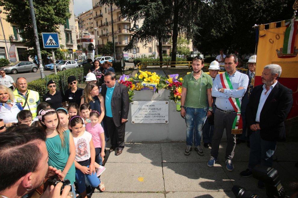 Napoli ricorda Silvia Ruotolo, vittima innocente della criminalità organizzata