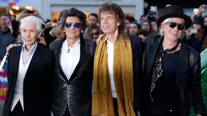 Nuovo album per i Rolling Stones. Gli ultimi aggiornamenti rilasciati da Ron Wood
