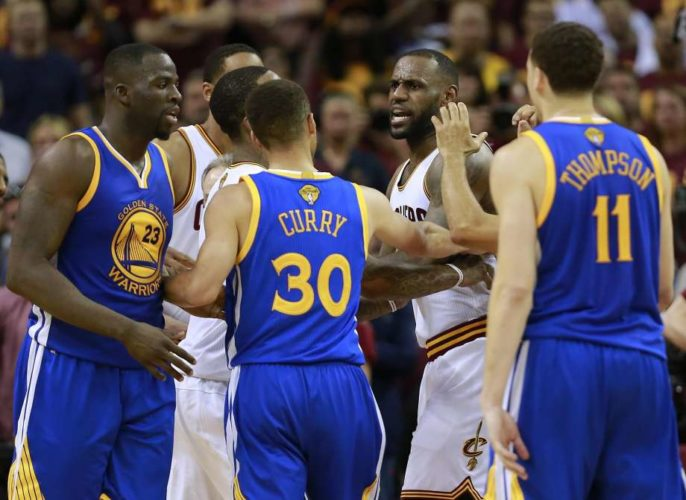 NBA FINALS: Draymond Green sospeso, salterà gara 5
