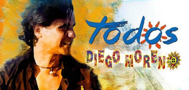 """Diego Moreno: è uscito """"Todos"""", l'album dell'estate con mille sfumature di ritmo latino"""