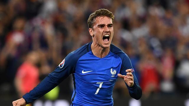 Griezmann-Payet nel finale stendono una grande Albania, Francia agli ottavi